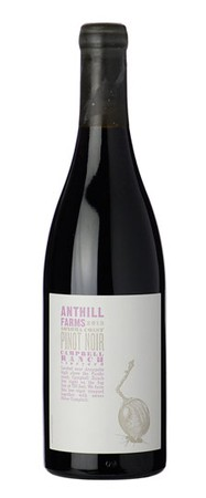 Anthill Farms Pinot Noir Abbey-Harris Anderson Valley 2015