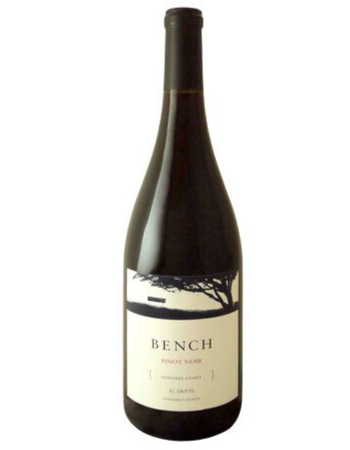 Brack Mountain Wine Co Bench Pinot Noir Sonoma Coast 2018