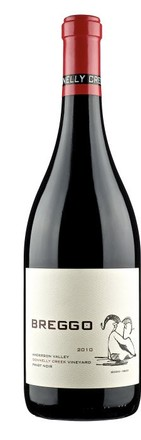 Breggo Pinot Noir Donnelly Creek Vineyard 2010