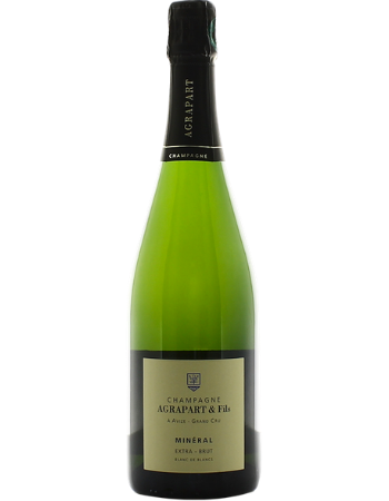 Champagne Agrapart & Fils Mineral Extra-Brut Blanc de Blancs Grand Cru 2014