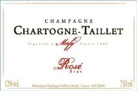 Chartogne-Taillet Champagne Rose