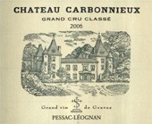 Chateau Carbonnieux Grand Cru Blanc 2006