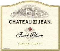 Chateau St Jean Fume Blanc Sonoma County 2011