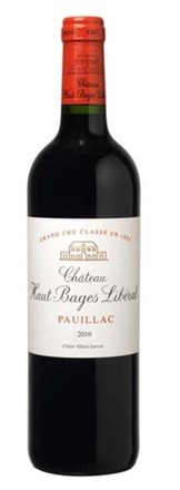 Chateau Haut-Bages Liberal Pauillac 2014