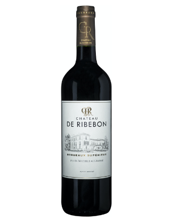 Chateau de Ribebon Bordeaux Superieur Red 2016