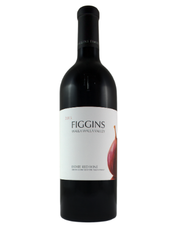 Figgins Estate Red Walla Walla Valley 2015
