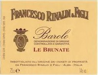 Francesco Rinaldi Barolo Brunate 2010