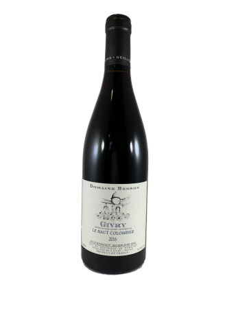Domaine Xavier Besson Givry Le Haut Colombier 2016
