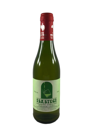 Isastegi Sagardo Naturala Cider 2019 375ml