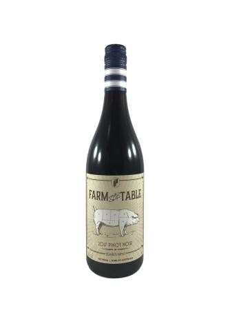 Fowles Wine Farm to Table Pinot Noir 2017