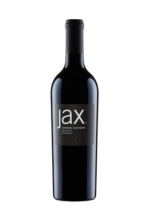 Jax Vineyards Cabernet Sauvignon Calistoga 2015