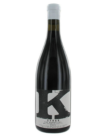 K Vintners Syrah The Beautiful Powerline Vineyard 2016
