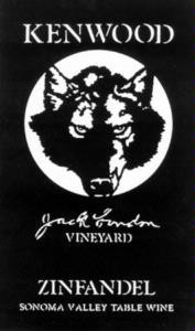 Kenwood Zinfandel Jack London Vineyard 2010
