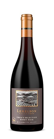 Lemelson Vineyards Pinot Noir Theas Selection 2016