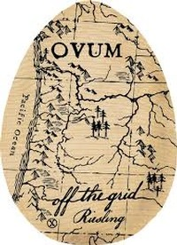 Ovum Cellars Off The Grid Riesling Oregon 2015