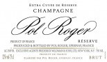 Pol Roger Champagne Extra Cuvee De Reserve