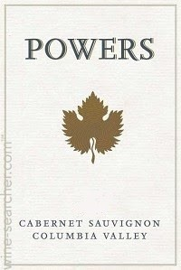 Powers Cabernet Sauvignon Columbia Valley 2012