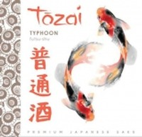 Tozai Typhoon Futsu Sake 720ml