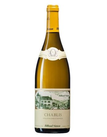 Domaine Billaud-Simon Chablis Cuvee Tete d'Or 2017