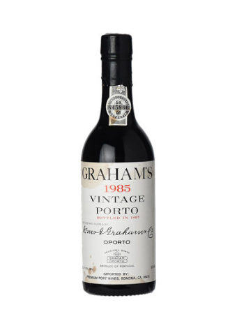 Graham's Vintage Port 1985 375ml