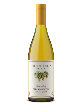 Grgich Hills Estate Chardonnay Napa Valley 2014