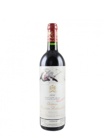 Chateau Mouton Rothschild Pauillac 1996