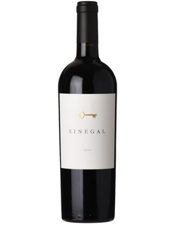 Sinegal Estate Cabernet Sauvignon Napa Valley 2016