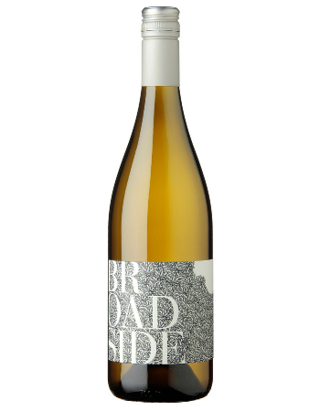 Broadside Chardonnay Wild Ferment Central Coast 2018