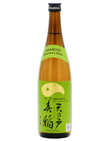 Ama No To Heaven's Door Tokubetsu Junmai Sake 720ml