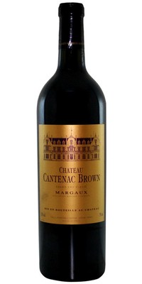 Chateau Cantenac Brown Margaux 2015 Image