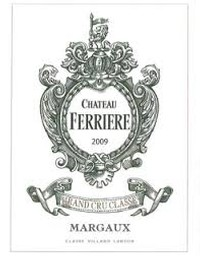 Chateau Ferriere Margaux (Pre-Arrival) 2015