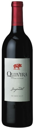 Quivira Zinfandel Dry Creek Valley 2015 Image