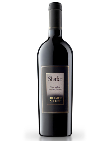 Shafer Vineyards Hillside Select Cabernet Sauvignon 2007