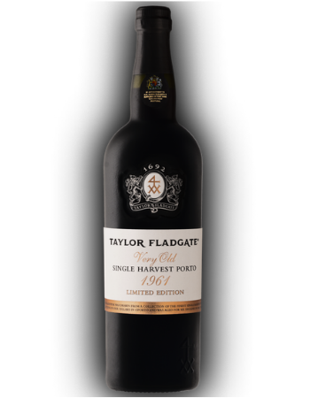 Taylor Fladgate Very Old Single Harvest Port Limited Edition 1961
