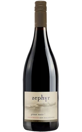 Zephyr Pinot Noir Marlborough 2018