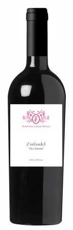Tortoise Creek Zinfandel The Chelonian 2017