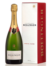 Champagne Bollinger Special Cuvee Brut