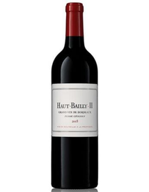 Chateau Haut Bailly II [Pre-arrival] 2018