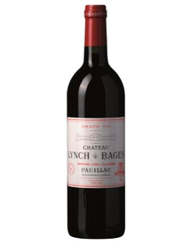 Chateau Lynch-Bages Pauillac [Pre-arrival] 2018