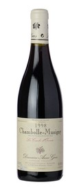 Domaine Anne Gros Chambolle-Musigny La Combe d'Orveau 1999