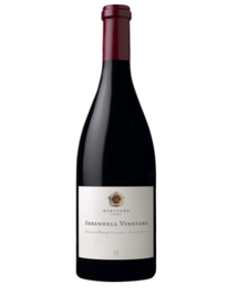 Hartford Court Pinot Noir Late Release Arrendell Vineyard 2007