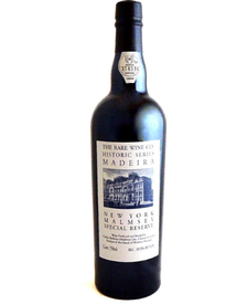 Rare Wine Co. Historic Series New York Malmsey Madeira
