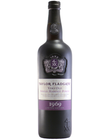 Taylor Fladgate Very Old Single Harvest Port 1969