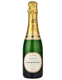 Laurent-Perrier Champagne La Cuvee Brut 375ml