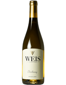 Weis Vineyards Chardonnay 2019