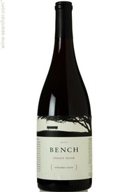 Brack Mountain Wine Co Bench Pinot Noir Sonoma Coast 2017