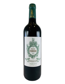 Chateau Ferriere Margaux 2015